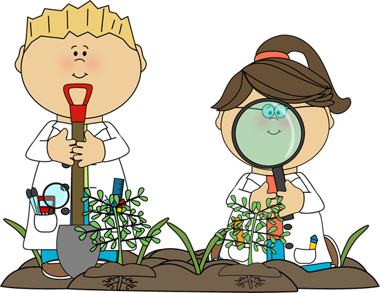 Image result for plant scientist cartoon