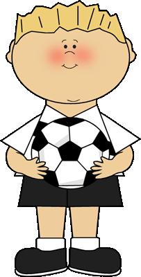 Boy With a Soccer Ball