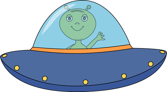 ufo clipart images - photo #15