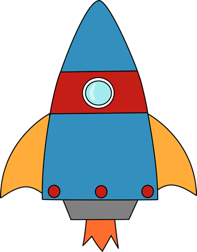 space rocket clip art - photo #9