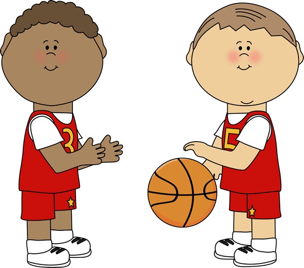 Boys Playing Basketball Clip Art - Boys Playing Basketball ...