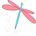 Spring Dragonfly