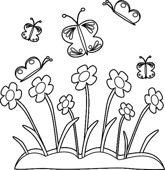 spring clip art spring images rh mycutegraphics com free black and white spring clip art black and white clip art spring flowers