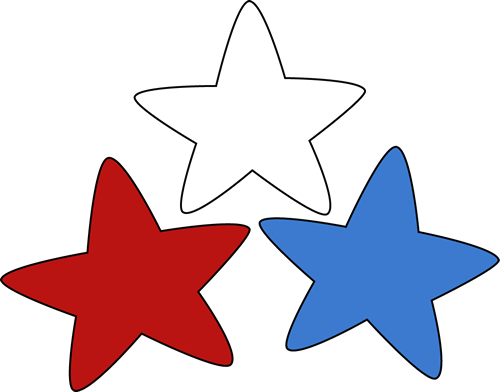 patriotic stars clip art patriotic stars image rh mycutegraphics com clip art of stars shapes clip art of stars and moon and sun