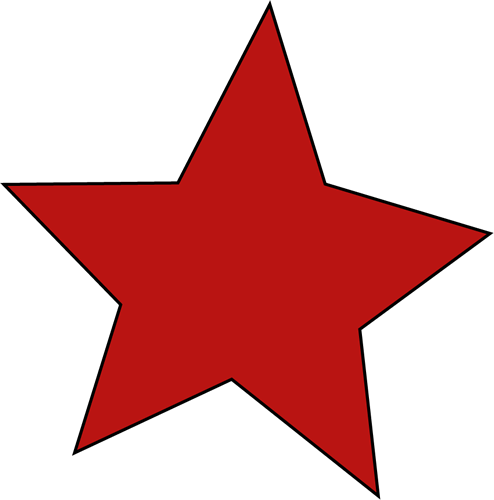 red star clip art red star image rh mycutegraphics com