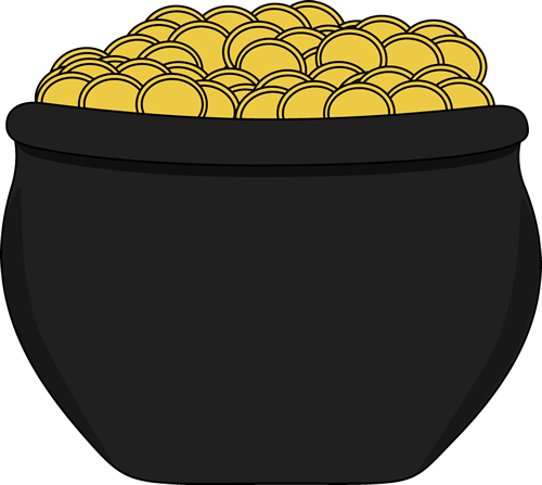 pot of gold clip art pot of gold image