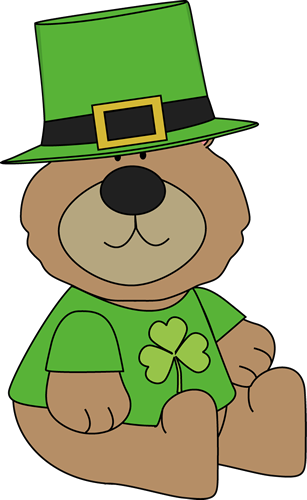 Genius image throughout free printable clipart for st patrick's day