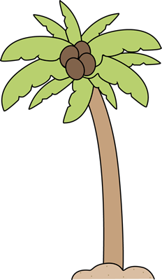 Big Palm Tree Clip Art