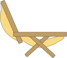 Lounge Chair Clip Art