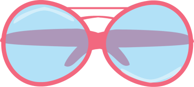 Pink Sunglasses Clip Art