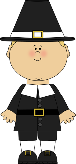 Little Boy Pilgrim