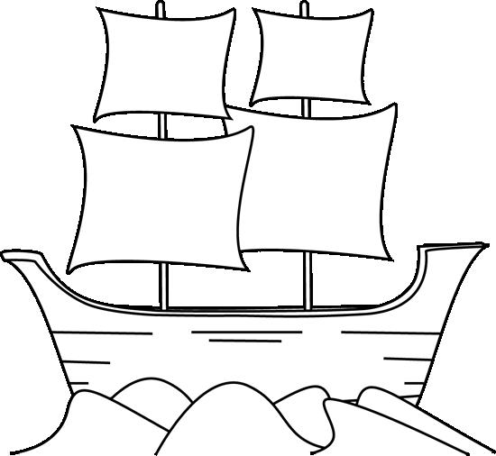 Black and White Black and White Mayflower