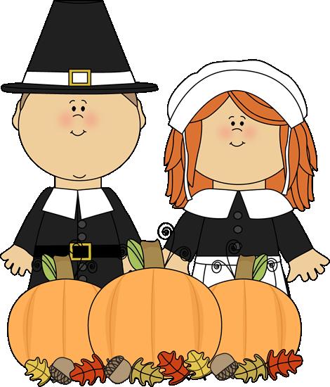 Pilgrims and Harvest