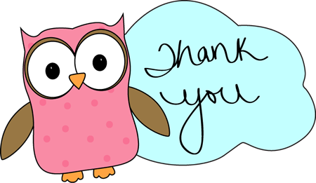 Clip Art Thanks Clip Art thank you clip art images owl you