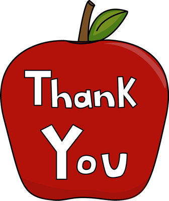 thank you apple image thank you apple clip art rh mycutegraphics com clip art for thank you cards clip art for thank you very much