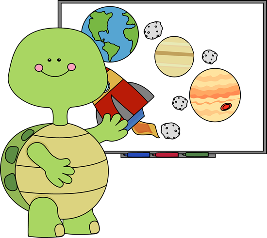 Turtle Teacher at Smart Board