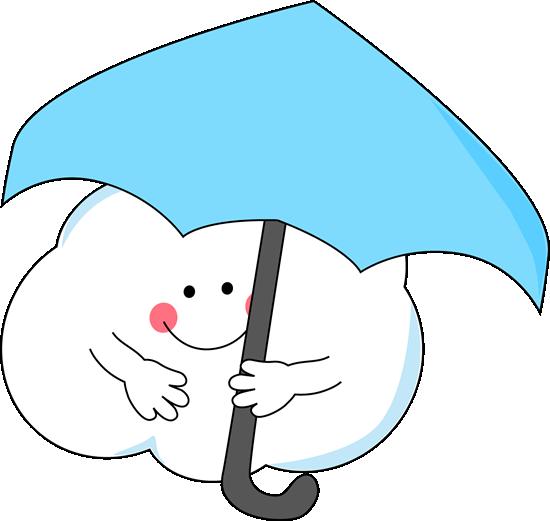 Cloud Under Umbrella