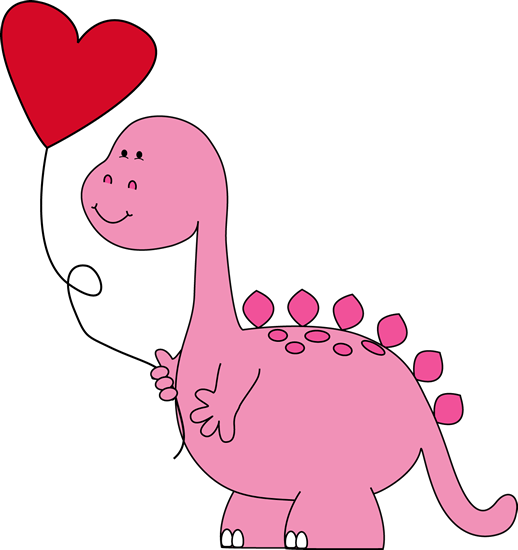 free girl dinosaur clipart - photo #50