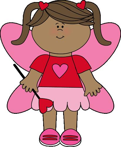 Valentine's Day Love Fairy