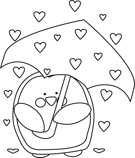 Clip Art Valentine Clip Art Black And White valentines day clip art images black and white raining hearts