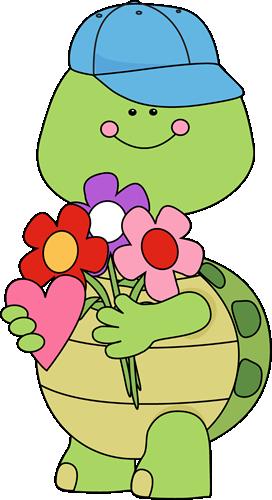 Valentine's Day Boy Turtle
