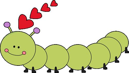 Valentine's Day Caterpillar