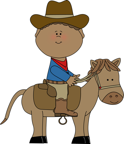 cowboy on a horse clip art cowboy on a horse image rh mycutegraphics com cowboy clipart pictures cowboy clipart pictures