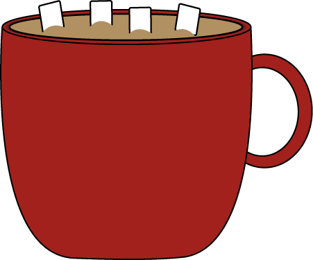 Red Cup of Cocoa